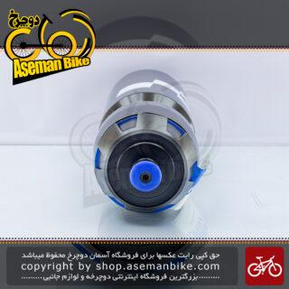 بطری آب دوچرخه جاینت مدل گو فلو مشکی سفید ساخت تایوان Giant Bicycle Bottle GoFlo