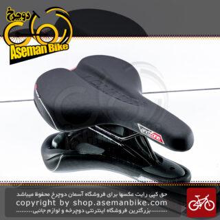 زین صندلی پهن طبی کامفورت دوچرخه ولو اند زون مدل 6336 ساخت تایوان Saddle Bicycle COMFORT Velo Endzone 6336