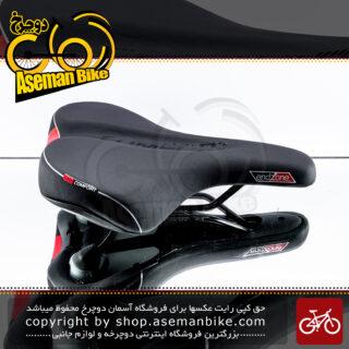 زین دوچرخه اند زون مدل دی 2 کامفورت End-Zone Bicycle Saddle D2 Comfort