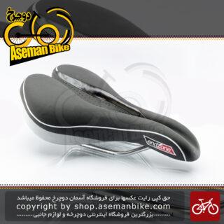 زین دوچرخه ژل طبی ولو اند زون ساخت تایوان مدل وی ال 4190 Velo Endzone Saddle GEL Professional Soft Road MTB Seat VL-4190