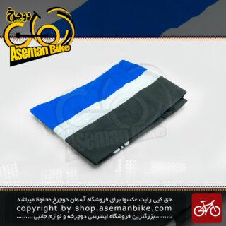 تیشرت ورزشی دوچرخه سواری جاینت مدل جرسی آبی/سفید/مشکی آستین کوتاه Giant Sport T-Shirt Jersey
