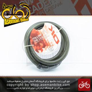 قفل ایمنی رمزدار موتورسیکلت/دوچرخه اوکی مدل 84612 22 در 1800 میلیمتر OK Cable Lock for Bike 84612