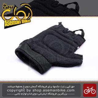 دستکش دوچرخه سواری آر دی ایکس سایکلینگ مشکی قرمز RDX Cycling Glove Black Red