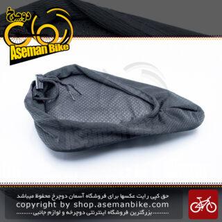 روکش زین دوچرخه ردو ژله ای پهن طبی مدل نیکور فور Reddo Saddle Gel Cover Nikor 4