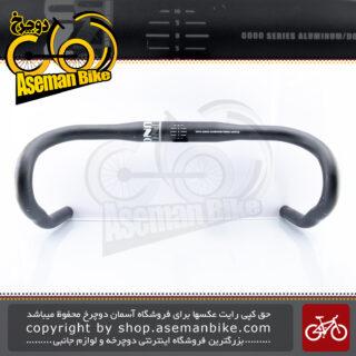 فرمان دوچرخه کورسی جاده آلومینیوم اونو مدل اچ بی-تی ای 12 420 میلیمتری UNO On-Road Bicycle Handlebar HB-TE12
