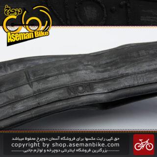 تیوب دوچرخه برند ایران یاسا سایز 26 در 1 3/8 والف موتوری ساخت ایران Bicycle Tube Iran Yasa Size 26x1 3/8