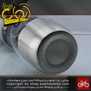 قمقمه ورزشی دوچرخه استیل مدل جی 10 750 سی سی Bottle Steel Bicycle 750 CC