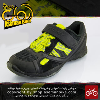 کفش دوچرخه سواری کوهستان جاینت مدل سوجارن 1 دو منظوره مشکی فسفری سایز 36 Giant Bicycle Shoes SOJOURN 1 X Road Black Yellow Size 36