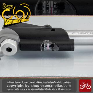 تلمبه دستی دوچرخه انرژی ساخت تایوان درجه دار ۱۲۰ پی اس آیر سوپلای مدل جی پی 24 دی Mini Pump Bicycle Energy Air Supply GP-24D