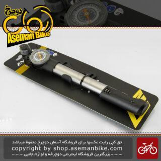 تلمبه دستی دوچرخه انرژی ساخت تایوان درجه دار ۱2۰ پی اس آیر سوپلای مدل جی پی 993 اچ پی - اچ وی Mini Pump Bicycle Energy Air Supply Gp-993 Switchavle Alum HV-HP