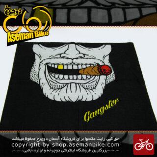 اسکارف دستمال سرو گردن مدل گانگستر Scarf Face Model Gangster
