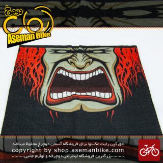 اسکارف دستمال سرو گردن مدل خشم Scarf Face Model Fury