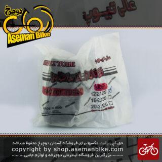 تیوب دوچرخه برند عالی تیوپ سایز 12 والف موتوری Tube Bicycle Awali Tube 12 Made In Iran