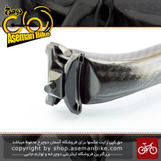 لوله زین دوچرخه اف اس ای کربن قطر 31.6 ساخت امریکا FSA Bicycle Seatpost Carbon 31.6 America