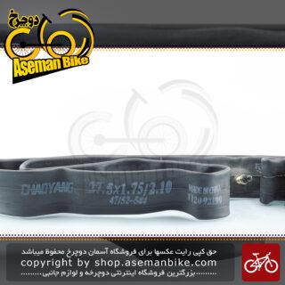 تیوب دوچرخه کوهستان چاویانگ سایز 27.5 در 1.75 تا 2.10 والو پرستا CHAOYANG MTB Bicycle Tube 27.5x1.75/2.10