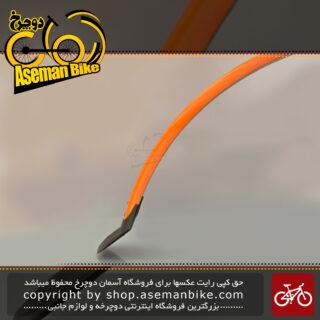 گلگیر تمام قوس دوچرخه انرژی مدل آرک 60001 انبه ای Energy Bicycle Fender Arc 60001 Mango