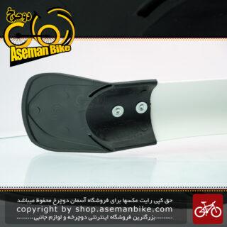 گلگیر تمام قوس دوچرخه انرژی مدل آرک 60013 نقره ای Energy Bicycle Fender Arc 60013 Silver