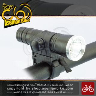 چراغ جلو دوچرخه اوکی 1 وات ضد آب مدل اکس سی-987 OK Bicycle Head Light Water-Proof XC-987