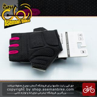 دستکش دوچرخه سواری رالی گروپ مدل پروفکس کش سان ارغوانی 8131 Rally Group Bicycle Gloves Profex Purple