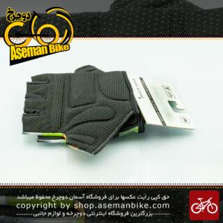 دستکش دوچرخه سواری رالی گروپ مدل پروفکس کش سان مولتی کالر 1031 Rally Group Bicycle Gloves Profex Multi-color