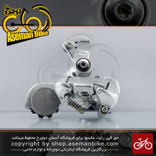 شانژمان دوچرخه جاده کورسی شیمانو ژاپن مدل آر دی-پی 500 پوزیترون مخصوص سیستم دنده 5-6 و 7 سرعته SHIMANO On-Road Bicycle Rear Derailleur POSITRON Japan RD-P500