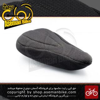 روکش زین دوچرخه تترا ابری مدل اچ بی 13 مشکی Tetra Bicycle Saddle Cover Foam HB13 Black
