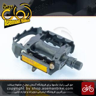 پدال دوچرخه وی پی فلزی مدل وی پی 988 مشکی ساخت تایوان VP Bicycle Pedal vp-988 Taiwan Black