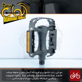 پدال دوچرخه وی پی فلزی مدل وی پی 992 اس مشکی ساخت تایوان VP Bicycle Pedal vp-992S Taiwan Black