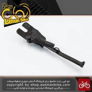 جک استند بغل دوچرخه برای دوچرخه سایز 12 Bicycle Kick Stand for Size 12 Black
