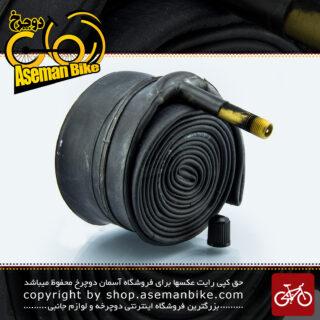 تیوپ دوچرخه رددو تیوپ سایز 26 در 1.75 الی 2.125 والف موتوری 48 میلیمتری Bicycle Tube reddo WT-050G Size 26x1.75-2.125 AV Valve 48 MM