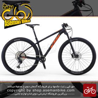 دوچرخه کوهستان کی تی ام اتریش مدل مایرون کربن ایس اس ای 2 اس ال ایکس سایز ۲۹ ساخت تایوان ۱۲ دنده شیمانو اس ال ایکس سال ۲۰۲۰ KTM Bicycle Mountain Crabon MAYRON SE 2 SLX 29 2020 12 Speed