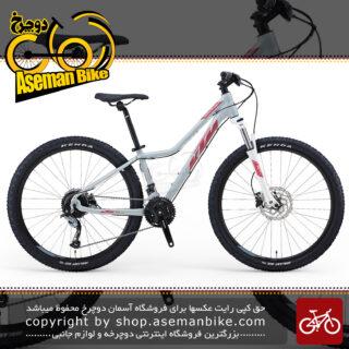 دوچرخه زنانه بانوان کوهستان شهری کی تی ام اتریش مدل الترا 5.65 سایز 27 دنده شیمانو ساخت تایوان سال 2020 KTM Bicycle Mountain ULTRA 5.65 LADY 27.5 2020 27 Speed 2020