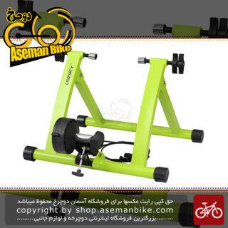 ترینر یا شبیه ساز تمرین دوچرخه سواری برند یونی اسکای مگنتی مدل تی کیو جی اس 02 Magnetic Bike Trainer TQJS 02