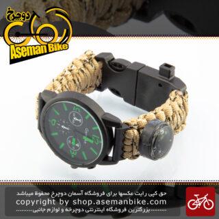 ساعت کاربردی ابزاری کمپینگ نورس وی مدل اچ واچ کوماندو 013 North Way Tools Watch Camping H-Watch Commando 013