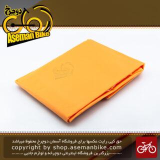 بارانی مخصوص ورزش و دوچرخه سواری پانچو سبک وزن مدل آندرکاور 018 نارنجی Poncho Cycling Sport Wear Light Weight Under-cover Orange 018