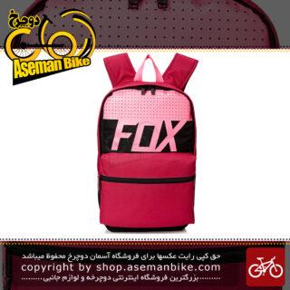 کوله پشتی زنانه فاکس مدل GEMSTONE بنفشصورتی Fox BackPack GEMSTONE PurplePink (1)