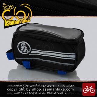 کیف روی تنه دوچرخه بی تی بی مدل گرینی سفید BTB Bicycle Saddle Bag Greny White