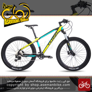 دوچرخه کوهستان فلش مدل ریس 1 سایز 27.5 با 10 دنده ۲۰۲۰ Flash Bicycle Off Road MTB Race 1 10 Speed 27.5 2020