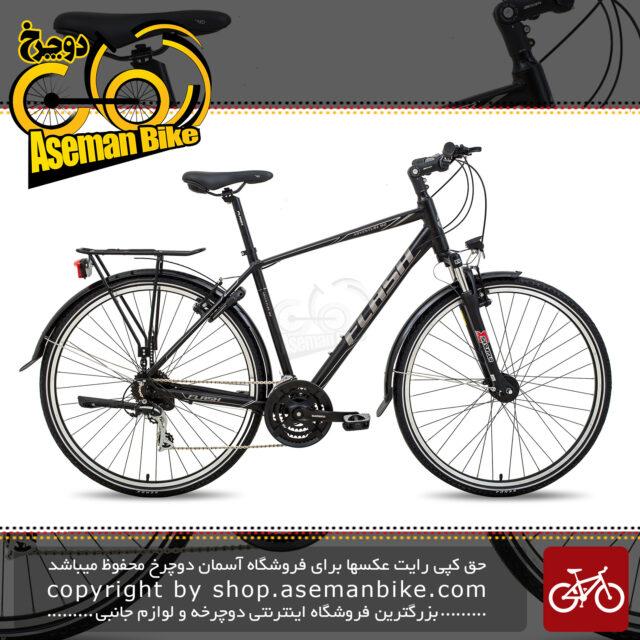 دوچرخه شهری توریستی فلش مدل ادونچر ام 2 سایز 28 با 24 دنده ۲۰۲۰ Flash Bicycle On Road Cycle Turism Advanture M 2 Size 28 2020