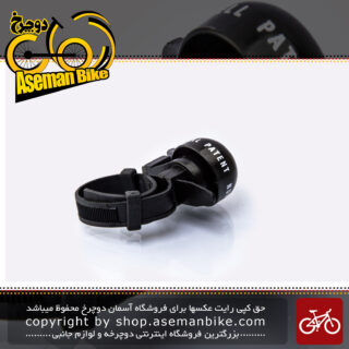 Giant Mini Bicycle Bell 360 G-Bell Black Alloy