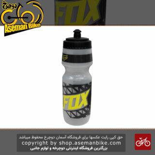 قمقمه دوچرخه فاکس مدل GIVEN ظرفیت 700 میلی لیتر زرد Fox GIVEN Water Bottle 700 MiliLiter