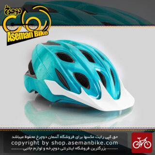 کلاه دوچرخه سواری جاینت مدل Exempt سایز 53تا 60 سانتی متر Giant Bicycle Helmet Exempt 53-60 CM Blue Scale