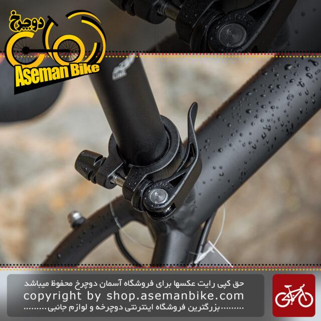 دوچرخه کوهستان کی تی ام اولترا 5.6 مشکی مات و نارنجی سایز 27.5 27 سرعته 2020 MTB Bicycle KTM Ultra 5.6 Matt Black & Orange Size 27.5 27 Speed 2020