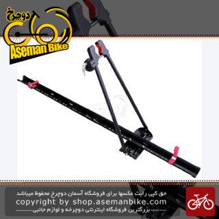 باربند سقفی حمل دوچرخه جهت حکل با ماشین برند ترکام مدل 6410 ساخت تایوان Tercom Upright Roof Mount Bike Rack 6410 Made In Taiwan