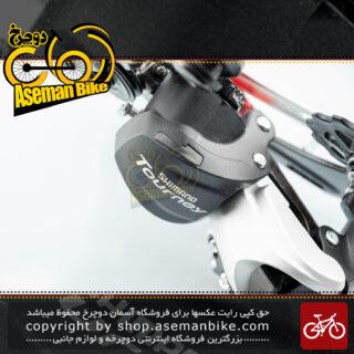 شانژمان دوچرخه کوهستان/شهری شیمانو مدل تورنی تی اکس 70 سیستم سیس ایندکس مگا رنج Shimano MTB\Urban Rear Derailleur Tourney SIS index Mega Range TX70