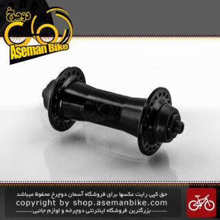 توپی جلو دوچرخه جی وای آلومینیومی 36 سوراخ Front Hub JY orgiranl disc 36 hole