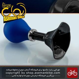 بوق شیپوری دوچرخه بچه گانه برند ردو مدل ایندکس یو وی مشکی-آبی Kids bicycle Horn Reddo Index UVI Black-Blue