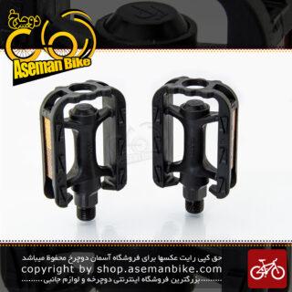 پدال دوچرخه بچه گانه رپیدو مدل اف پی 622 سایز 12 مشکی RAPIDO Kids Pedals Bicycle Model FP-622 Black