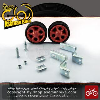بغل بند کمکی ردو جهت تعادل و بالانس چرخ دوچرخه سایز 12 قرمز بهترین کیفیت Reddo Training Wheels bicycle Kids 12 RED