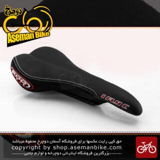 زین دوچرخه اس تی جی مدل آی فلیک مشکی ساخت آمریکا SDG Saddle I FLYC Black Made In USA